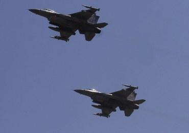 Polskie i hiszpańskie myśliwce przechwytywały rosyjskie samoloty nad Bałtykiem