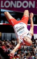 Lekkoatletyczne MŚ. Sylwester Bednarek odpadł w eliminacjach skoku wzwyż