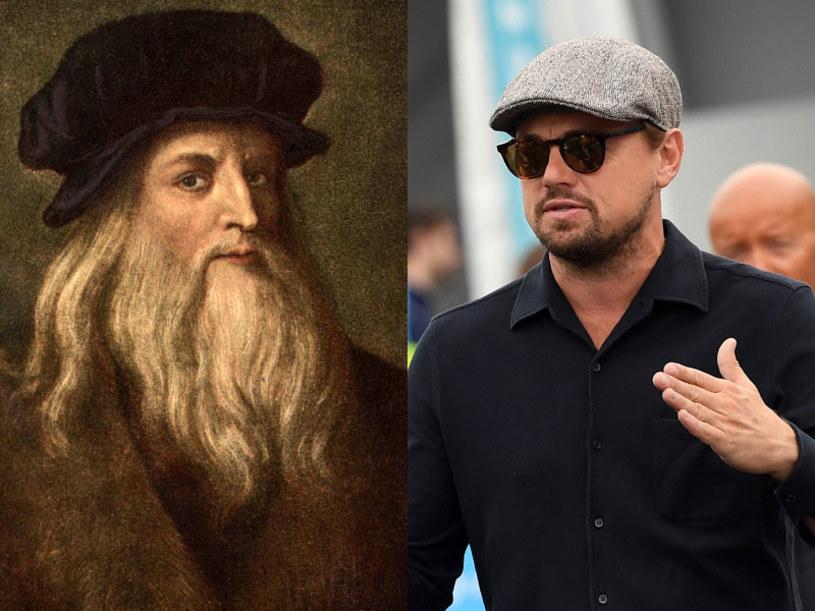 Leonardo DiCaprio zagra swojego imiennika Leonarda Da Vinci w nowym filmie biograficznym.