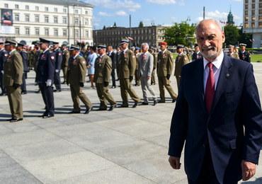 Szef MON: Gruzja, Ukraina, Smoleńsk - skutki przyzwolenia na rosyjski imperializm