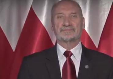 Macierewicz: To My uratowaliśmy Europę. To nakłada olbrzymią odpowiedzialność