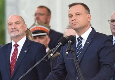 Duda: To jest armia Rzeczypospolitej Polskiej. To nie jest niczyja armia prywatna