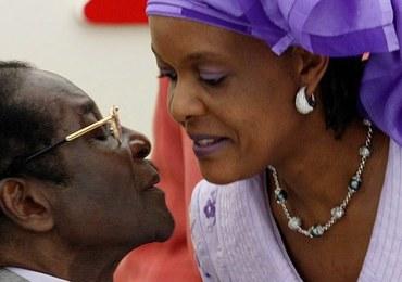 Ciąg dalszy skandalu z żoną prezydenta Zimbabwe w roli głównej