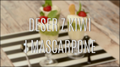 Przepis na deser z kiwi i serka mascarpone