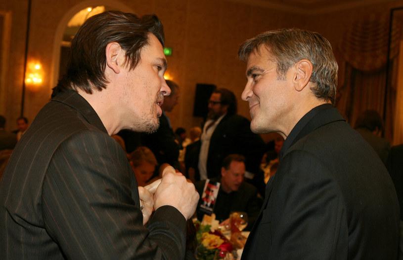 Sceny z udziałem Josha Brolina zostały wycięte z ostatecznej wersji nowego filmu w reżyserii George'a Clooneya.
