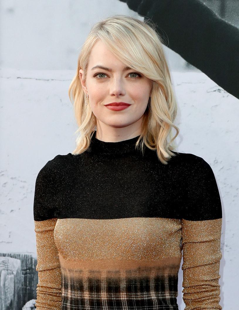 """Magazyn """"Forbes"""" opublikował listę najlepiej opłacanych aktorek. Na czele zestawienia uplasowała się Emma Stone."""