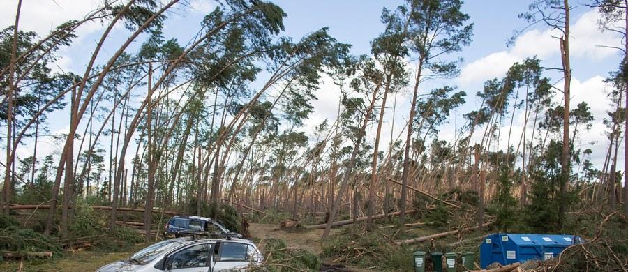 Uduszenie na skutek przygniecenia przez drzewa – to przyczyna śmierci harcerek, które zginęły w czasie nawałnicy przechodzącej nad obozem w Suszku na Pomorzu. Śledczy zastrzegają, że to są wstępne wyniki sekcji zwłok dziewczynek.