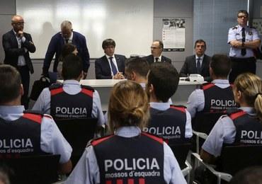 Hiszpania zawiadomiła Francję o aucie wypożyczonym przez sprawców ataków