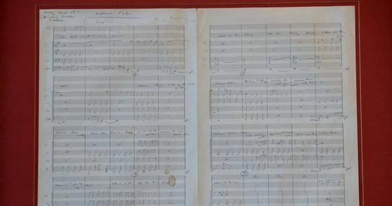 """Partytura """"Eleanor Rigby"""", jednej z najsłynniejszych piosenek Beatlesów, wystawiona zostanie na aukcji. Może osiągnąć cenę nawet 20 tys. funtów."""