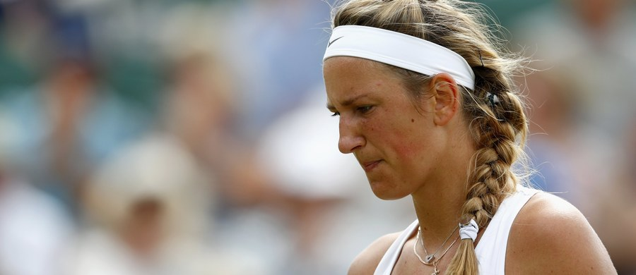Wiktoria Azarenka zrezygnowała z występu w rozpoczynającym się 28 sierpnia wielkoszlemowym US Open. Białoruska tenisistka, która walczy w sądzie o prawo do opieki nad synkiem, nie chce rozstawać się z dzieckiem na czas imprezy w Nowym Jorku.