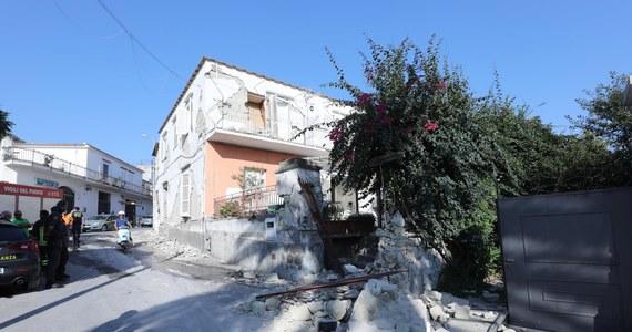 2600 osób pozostaje bez dachu nad głową po trzęsieniu ziemi na włoskiej wyspie Ischia - podały władze. Zginęły dwie osoby, a 39 zostało rannych, w tym jedna ciężko.