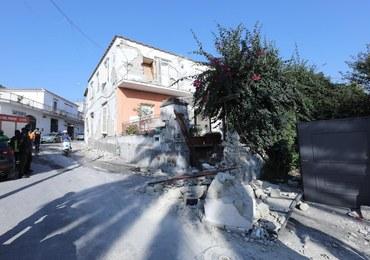 Włochy: 2600 osób bez dachu nad głową po trzęsieniu ziemi
