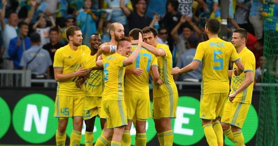 Zespół FK Astana, pogromca Legii Warszawa w 3. rundzie eliminacji piłkarskiej Ligi Mistrzów, został wyeliminowany z rozgrywek w dwumeczu 4. rundy z Celtikiem Glasgow. Kazachska drużyna wygrała u siebie 4:3, ale w Szkocji przegrała aż 0:5.