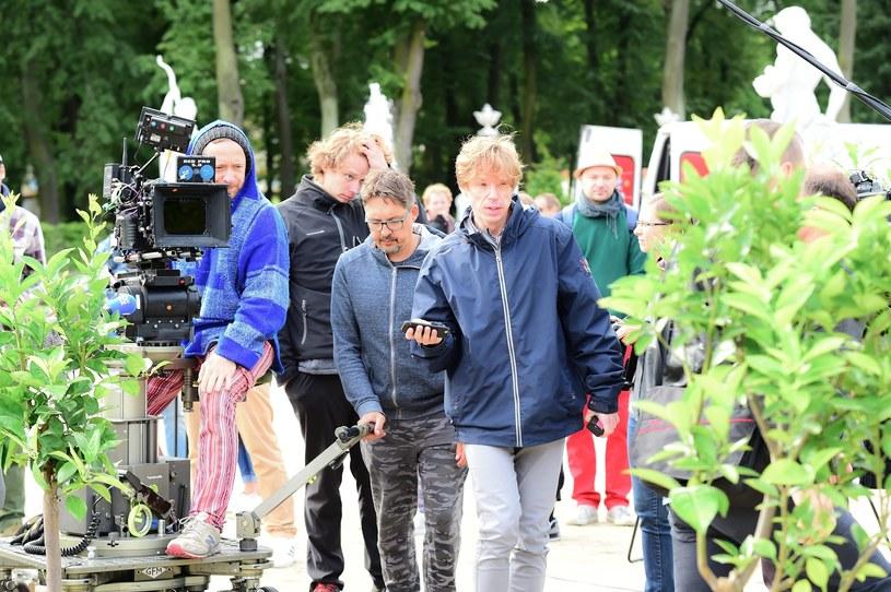 """Opowieścią o dziecięcych marzeniach i życiu w świecie wyobraźni będzie familijny film """"Rock'n'Roll Eddie"""", do którego zdjęcia rozpoczęły się w czwartek, 24 sierpnia, w Białymstoku"""