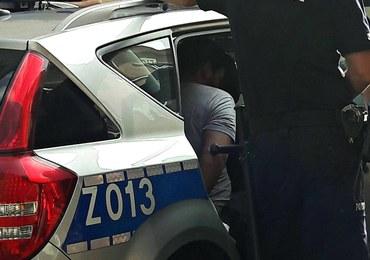 Ranił policjanta w Warszawie. Obywatel Izraela trafił na obserwację psychiatryczną