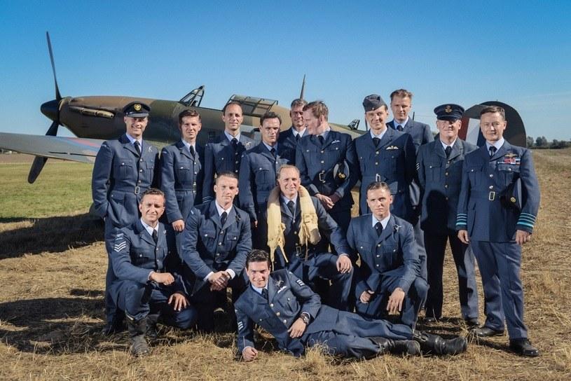 """Kręcony obecnie """"Dywizjon 303"""" będzie miał swą premierę na 100-lecie odzyskania niepodległości, 100-lecie polskiego lotnictwa i 100-lecie brytyjskiego RAF-u."""