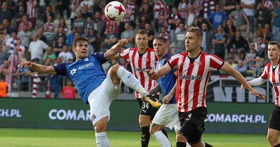 Śląsk Wrocław pokonał Cracovię w meczu siódmej kolejki Ekstraklasy. Spotkanie skończyło się wynikiem 2:1.