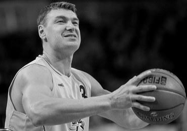 Nie żyje Adam Wójcik, wielokrotny reprezentant Polski w koszykówce