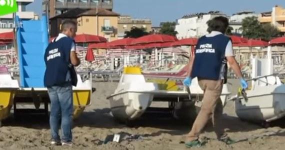 Horror na plaży we włoskim Rimini. Jak informują tamtejsze media, para turystów z Polski została napadnięta przez czterech napastników. Mężczyzna został pobity i okradziony, a kobieta wielokrotnie zgwałcona.