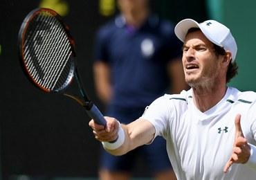 US Open: Andy Murray wycofał się z powodu kontuzji biodra