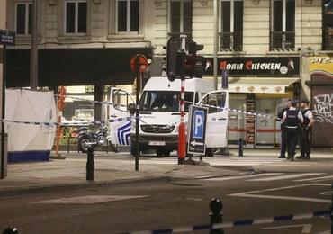 Państwo Islamskie wzięło odpowiedzialność za atak nożownika w Brukseli