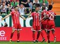 Robert Lewandowski dał show w meczu z Werderem Brema