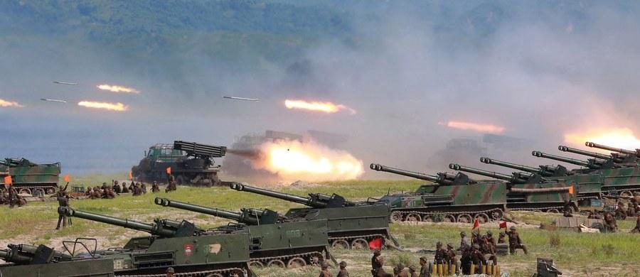 Za prowokację uznał w niedzielę sekretarz stanu USA Rex Tillerson odpalenie w sobotę przez Koreę Płn. trzech pocisków balistycznych krótkiego zasięgu w kierunku Morza Japońskiego. Jego zdaniem pokazuje to, że reżim w Pjongjangu wciąż nie jest gotów do dialogu.