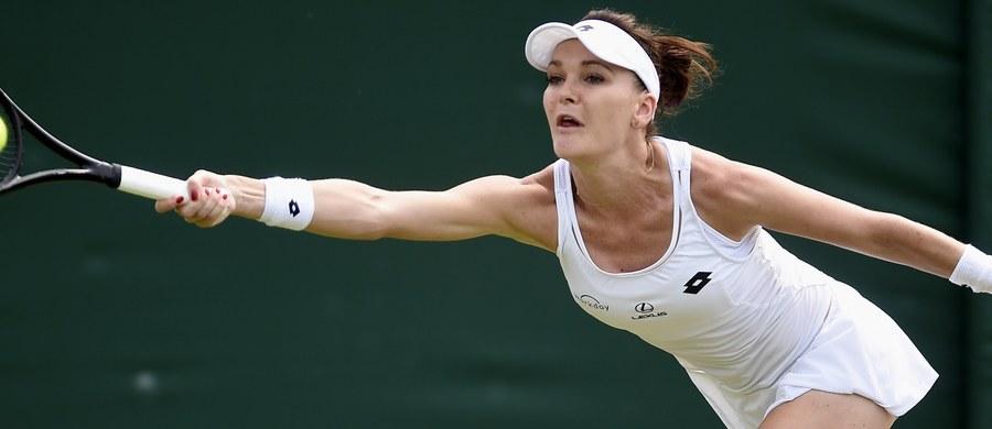 Agnieszka Radwańska spadła z 10. na 11. miejsce w tenisowym rankingu WTA Tour. Liderką pozostała Czeszka Karolina Pliskova, która wyprzedza o ledwie pięć punktów Rumunkę Simonę Halep. Trzecia jest Hiszpanka Garbine Muguruza.