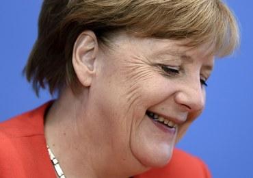 Merkel: Bardzo poważnie traktuję sprawę praworządności w Polsce