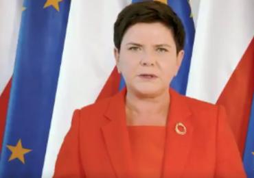 Szydło: Europejczycy nie mogą dać się podzielić. Będziemy bronić wartości leżących u podstaw UE