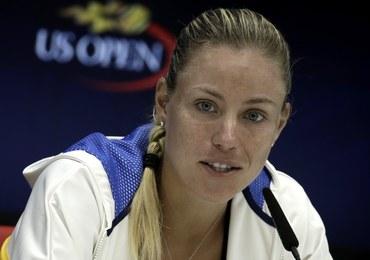 US Open: Angelique Kerber odpadła w pierwszej rundzie