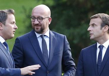 """Trzy kraje UE chcą tworzyć """"koalicję dobrej woli"""". """"To unikalna szansa"""""""