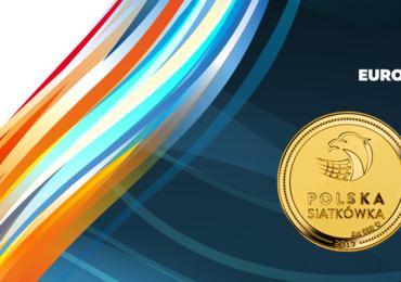 EUROVOLLEY 2017: Trwa licytacja złotego numizmatu