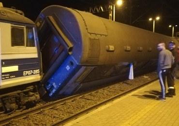 Pomorskie: 28 osób poszkodowanych w zderzeniu dwóch pociągów