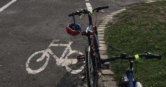 Niecodzienny wypadek w Bielsku-Białej. Rowerzystka zderzyła się tam z deskorolką. Kobieta została ranna. Sprawę wyjaśnia policja.