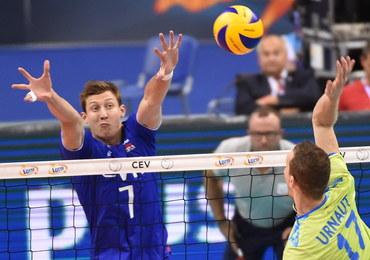 ME w siatkówce. Pewne zwycięstwo Rosji w meczu ze Słowenią