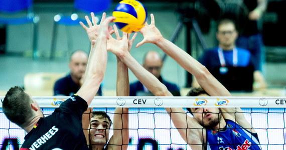 Belgia pokonała w Katowicach Włochy 3:0 (25:21, 25:11, 25:23) w meczu ćwierćfinałowym mistrzostw Europy siatkarzy.