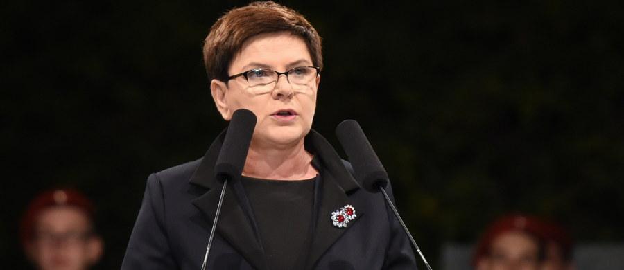 Westerplatte to miejsce wyjątkowe dla każdego Polaka; to symbol niezłomności, bohaterstwa i patriotyzmu polskiego narodu - powiedziała premier Beata Szydło podczas obchodów 78. rocznicy wybuchu II wojny światowej. O Westerplatte trzeba mówić dzisiaj głośno - dodała.