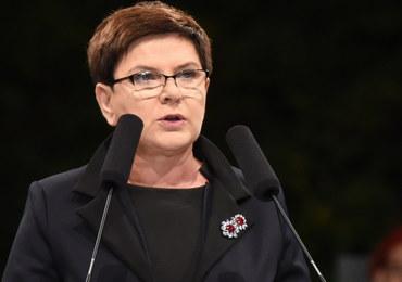 Beata Szydło: Polska ma obowiązek stać na straży solidarności i równych praw państw Europy
