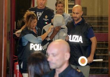 Sprawca napadu na Polaków w Rimini chciał uciec do Francji