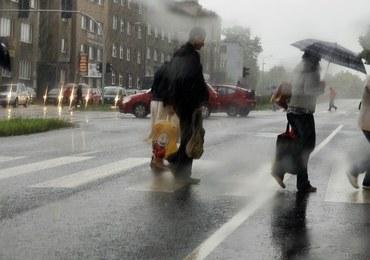 Prognoza pogody: Będzie pochmurno i deszczowo