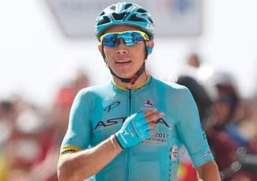 Vuelta a Espana: Lopez wygrał 15. etap