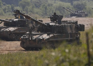 Korea Płd. przeprowadziła ćwiczenia z pociskami rakietowymi