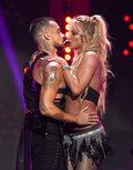 Britney Spears: Pijany fan na scenie