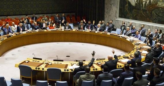 W Nowym Jorku trwa spotkanie Rady Bezpieczeństwa Organizacji Narodów Zjednoczonych. Tematem posiedzenia są sankcje dla Korei Północnej. Ambasador USA przy ONZ Nikki Haley wezwała Radę do wywarcia jak najsilniejszego nacisku na Koreę Północną.
