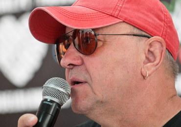 Policja chce ukarania Jerzego Owsiaka za przekleństwa na Woodstocku