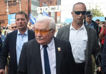 Lech Wałęsa zrzekł się nagrody Człowieka Roku przyznanej przez Forum Ekonomiczne