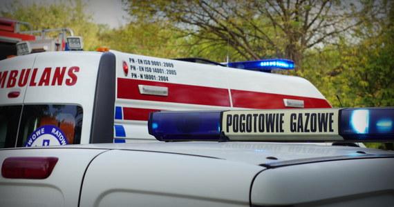 Jedna osoba trafiła do szpitala po wybuchu gazu w budynku wielorodzinnym w Stoszowicach na Dolnym Śląsku. Z kamienicy ewakuowano siedem osób, w tym dwójkę dzieci.