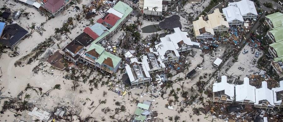 Huragan Irma, który wczoraj  przeszedł nad Karaibami osiągając maksimum w 5-stopniowej skali Saffira-Simpsona, dotarł wieczorem na terytorium Portoryko i Dominikany. Zginęło kilkanaście osób. W oczekiwaniu na huragan Kuba ogłosiła stan pogotowia alarmowego.