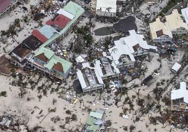 Irma sieje spustoszenie. Wyspa Saint-Martin zniszczona niemal w całości